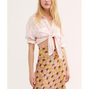 Free People Honey Combo skirt.